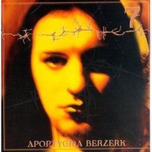 7 (Apoptygma Berzerk album) - Image: 7 album cover