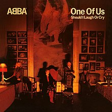 ABBA — One of Us (studio acapella)