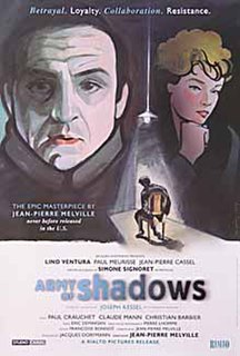 <i>Army of Shadows</i> 1969 film by Jean-Pierre Melville