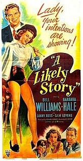 <i>A Likely Story</i> 1947 film by H. C. Potter
