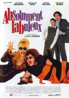 <i>Absolutely Fabulous</i> (2001 film) 2001 film by Gabriel Aghion
