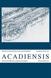 <i>Acadiensis</i> Academic journal