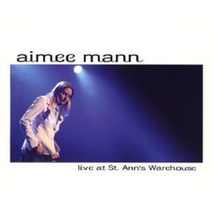 Live at St. Ann's Warehouse - Image: Aime Mann Live At St Anns Warehose 2004cdcover