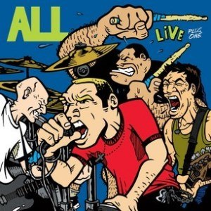 Live Plus One - Image: All Live Plus One cover