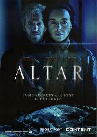 Altar (film) - Image: Altar movie poster 1