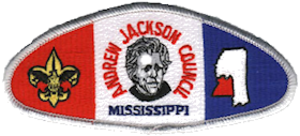Scouting in Mississippi - Andrew Jackson Council CSP