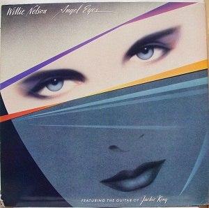 Angel Eyes (Willie Nelson album) - Image: Angel Eyes (Willie Nelson album)