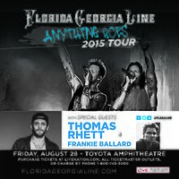 Thomas Rhett Tour Colorado