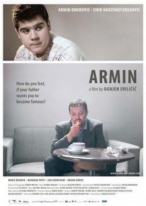 Armin (film) - Image: Armin Film Poster