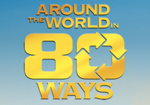 Around the World in 80 Ways - Around the World in 80 Ways logo