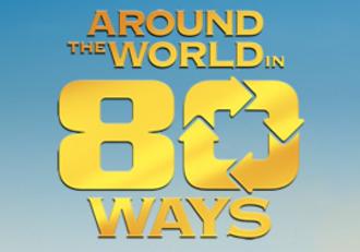 Around the World in 80 Ways - Around the World in 80 Ways logo