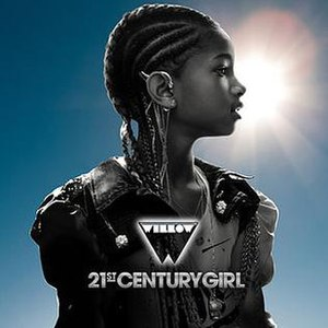 21st Century Girl (Willow song) - Image: Artworks 000005188778 nvrby 6 original
