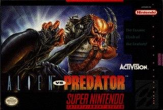 <i>Alien vs Predator</i> (SNES)
