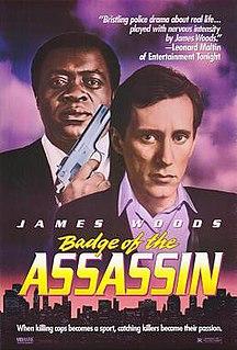 <i>Badge of the Assassin</i> 1985 film