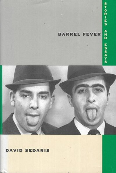 Picture of a book: Barrel Fever