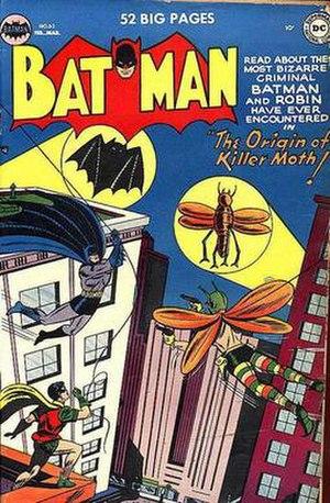 Killer Moth - Killer Moth's debut.