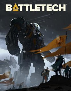 <i>BattleTech</i> (video game) 2017 video game