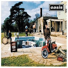 Be Here Now (album) - Wikipedia Oasis Band Album Cover