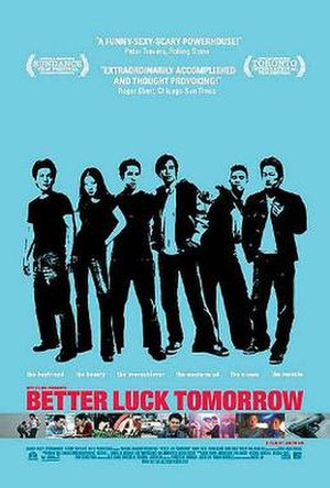 Better Luck Tomorrow - Theatrical release poster