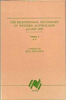 <i>Dictionary of Western Australians</i>