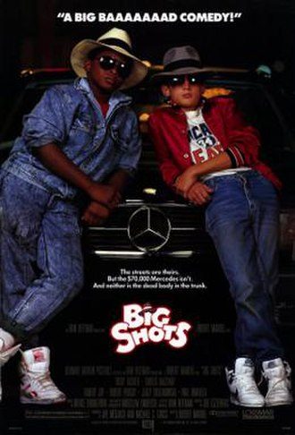 Big Shots (film) - Theatrical Release Poster