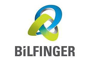 Bilfinger - Image: Bilfinger logo