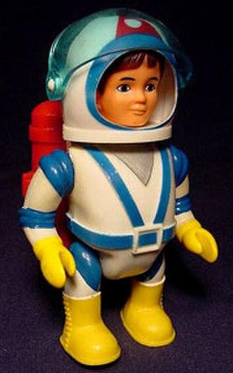 Billy Blastoff - Billy Blastoff Space Scout