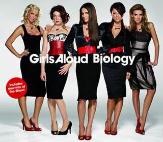 Biology (song) 2005 single by Girls Aloud