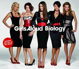 Girls Aloud — Biology (studio acapella)