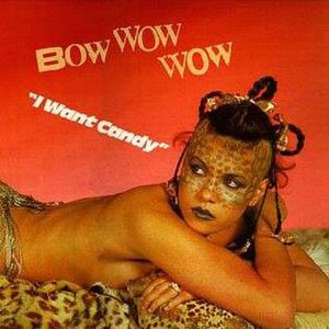 I Want Candy - Image: Bow wow wow candy standard international edition