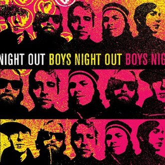 Boys Night Out (album) - Image: Boys Night Out (album)