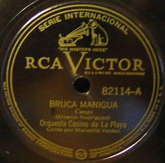 Bruca maniguá - Image: Bruca manigua