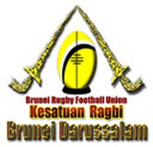 Brunei national rugby union team - Image: Brunei national rugby union team logo