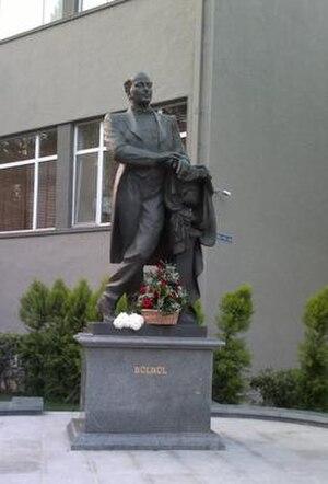 Bulbul (singer) - Bulbul's Memorial in Baku