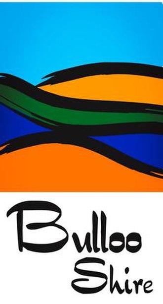 Shire of Bulloo - Image: Bulloo logo