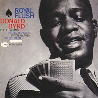 Royal Flush (album) - Image: Byrd royal