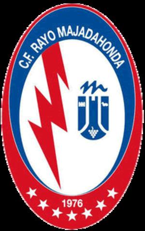 CF Rayo Majadahonda - Image: CF Rayo Majadahonda