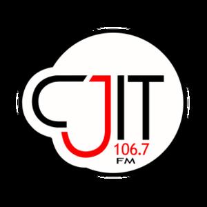 CJIT-FM - Image: CJIT 106.7FM logo
