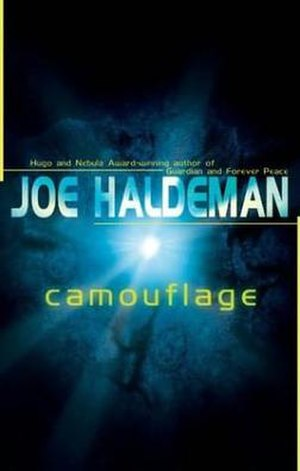 Camouflage (novel) - Cover of first edition (hardcover)