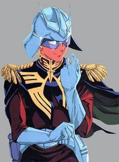 Char Aznable fictional character