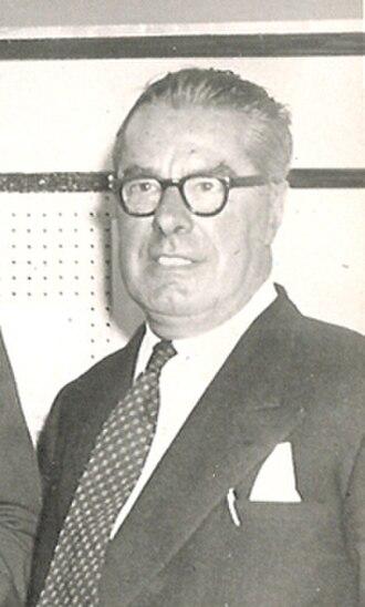 Charles Cooper (motor manufacturer) - Charles Cooper, c.1961