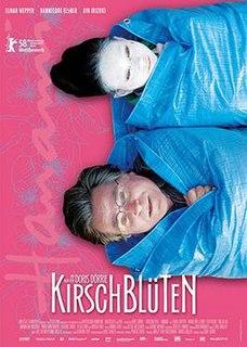 <i>Cherry Blossoms</i> (film) 2007 film by Doris Dörrie