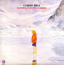 f4447862177 Chris Rea Looking for the Summer 1991 single cover.jpg