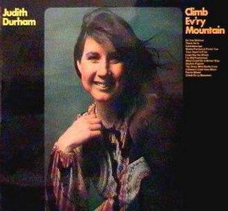 Climb Ev'ry Mountain (album) - Image: Climb Ev'ry Mountain LP by Judith Durham