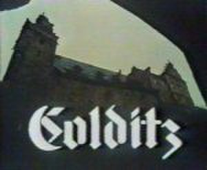 Colditz (TV series) - Colditzs title card