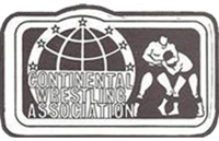 Continental Wrestling Association logo