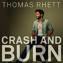 Thomas Rhett — Crash and Burn (studio acapella)