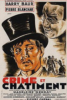 <i>Crime and Punishment</i> (1935 French film)