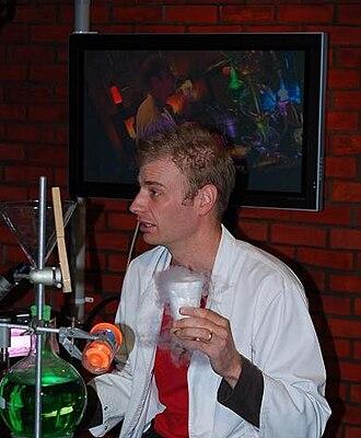 Robert James Bell - In the Scope Lab Studio