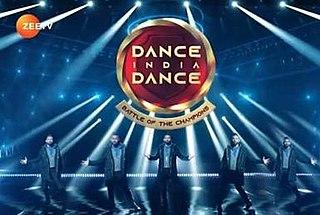 <i>Dance India Dance</i>